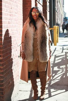 Shiona Turini from Essence Magazine