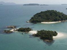 Ilhas Cataguases -  Angra dos Reis