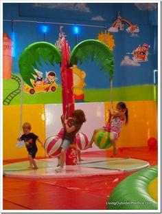Padded Indoor Playground