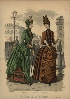 Image result for bustle period godey's fashion