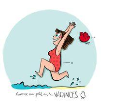 CDH: Vacances http://crayondhumeur.blogspot.fr/2014/07/vacances.html