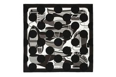 See a first look the artistic scarves that Japanese designer Rei Rawakubo created for Hermes. Color Patterns, Print Patterns, Black And White Scarf, Black White, White Art, Rei Kawakubo, Best Birthday Gifts, Hermes Handbags, Texture