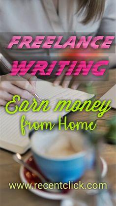 Writing Websites, Writing Jobs, In Writing, Writing Skills, Creative Writing, Make Money On Internet, Make Money Online, How To Make Money, Dropshipping Websites