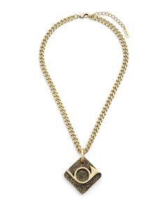 Vintage Horn Pendant  - Jewelmint, $29.99, September 2012 Collection.  http://jmnt.me/ox5eyR