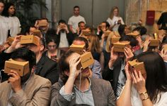 5 million users have downloaded 25 million Google Cardboard apps since its debut in 2014.