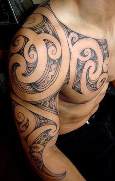 Ta Moko - Māori tattoo from New Zealand