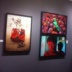 Très belle rétrospective de Steve Mc Curry au théâtre de la photographie et de l'image, à voir jusqu'au 21 septembre #stevemccurry #photographie #art Steve Mccurry, Images, Frame, Instagram Posts, Painting, Art, Decor, September 21, Photography