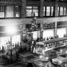 The prestigious Sibley's department store was a landmark in downtown Rochester.