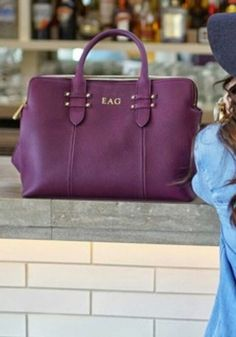 Handbag. Love the color