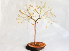 50th wedding anniversary gift Golden anniversary Gold wire