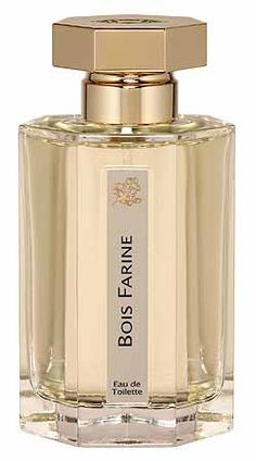 Bois Farine by L'Artisan Parfumeur is a Floral Woody Musk fragrance that was created in memory of an aromatic tree in the Reunion Island forest which is known for it's enchanted strength, whose blossom smells like flour, and it's wood rich, floral, woody, powdery. It has notes of sandalwood, benzoin, iris, jasmine, cedar, guaiac wood, musk and powdery notes. - Fragrantica <3<3<3<3<3
