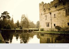 Historic Stuff: Hever Castle, Kent. Childhood home of Anna Boleyn.