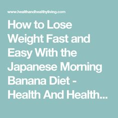 clinically proven weight loss diets