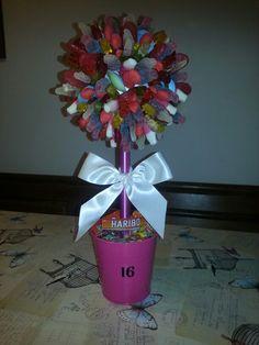 Haribo Sweet Tree Sweet Trees, Sweet Bar, Planter Pots, Gifts