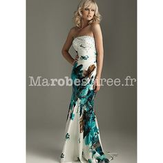 Robes pour mariage turquoise