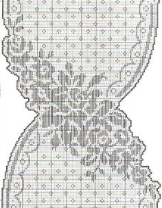 This Pin was discovered by Оль Baby Girl Dress Patterns, Baby Girl Dresses, Crochet Designs, Crochet Patterns, Crochet Baby, Knit Crochet, Crochet Tablecloth Pattern, Filet Crochet Charts, Thread Crochet