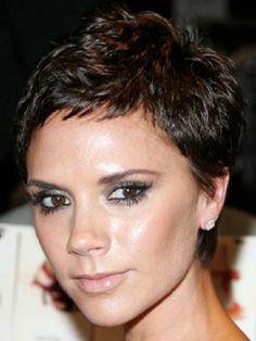 victoria beckham hairstyles   40 The Best Victoria Beckham Hairstyles 2013