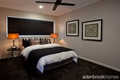 Glitzy and glamorous in the bedroom!
