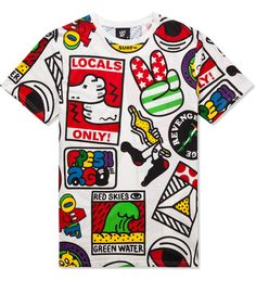 Lazy Oaf Locals Only T-Shirt