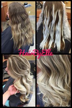 Hair By Yours Truly Elle At Tacoma Gene Juarez She Wanted A Dimensional