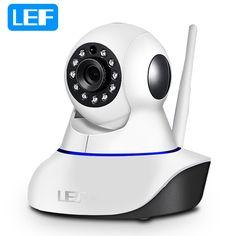LEF 720 P 960 P WIFI Caméra IP Sans Fil de Sécurité À Domicile CCTV Surveillance Caméra P2P IR Infrarouge Deux Voies Audio bébé Moniteur