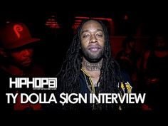"""Ty Dolla $ign Talks """"Shell Shocked"""", 'Sign Language' Mixtape, Touring & More With HHS1987"""