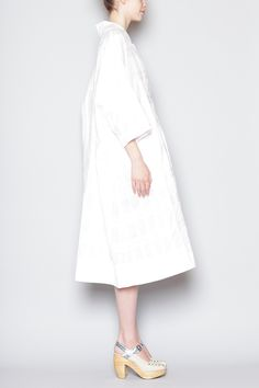 Totokaelo - Rachel Comey - Dune Dress - White