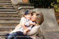 Mom and daughter {photography by christina ridge}