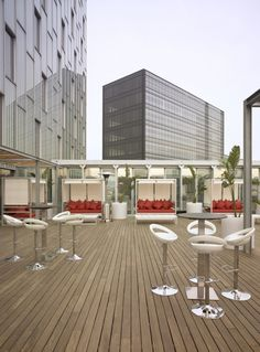Hotel ME Barcelona / Dominique Perrault Architecture