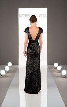 Bridesmaid Dresses | Modern Metallic Bridesmaid Dress | Sorella Vita - available in 6 new styles and 5 subtle matte sparkle hues!