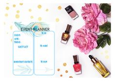 Printable Feather Event Planner by MamaHustleRepeat on Etsy