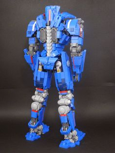 MECHA GUY: Pacific Rim LEGO: Gypsy Danger