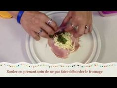 Recette Tupperware facile d'Oeuf cordon bleu - YouTube