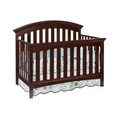 Lend any infant's room an abundance of elegance with this traditional #crib. Combining high-end design with the quality and value you expect from any Target prod...