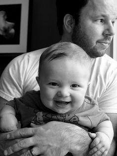 kevin and max: my husband and son...