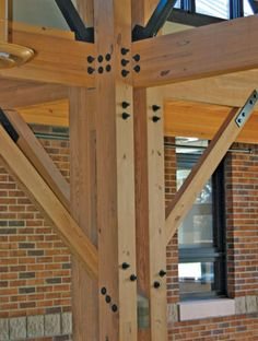 1000 Images About Timber Connections On Pinterest Beams