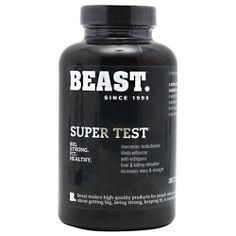 Beast Sports Nutrition Super Test on http://healthyandfitnesscare.com/beast-sports-nutrition-super-test