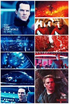 i just saw it and OH MY GOSH HE WAS SO BRILLIANT IN IT. definitely a big call back to classic Trek, but in such a good way. perfect execution. i laughed and cried and smirked my whole way through it, and now i want to see it again and again. favorite movie of the year so far. everybody was absolute perfection. <3