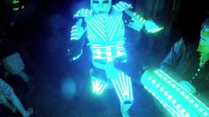 Shot on a GoPro camera, this is a robot's perspective of the Silent Night disco at the Galway Arts Festival Big Top on Friday July Gopro Camera, Big Top, Silent Night, Art Festival, Perspective, Friday, Awesome, Photography, Gopro Kamera