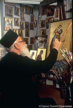 Byzantine Icons, Byzantine Art, Religious Paintings, Religious Art, Early Christian, Christian Faith, Writing Icon, Prayer Corner, Roman Art