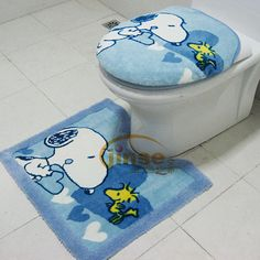 Perfect SNOOPY WOODSTOCK~Snoopy For The Bathroom