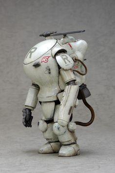 Vintage Robots, Retro Robot, Autonomous Robots, Japanese Robot, Sci Fi Models, Robot Concept Art, Suit Of Armor, Robot Design, Science Fiction Art