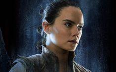 HD wallpaper: Star Wars: The Last Jedi, Daisy Ridley, Rey Star Wars Watch, Rey Star Wars, Star Wars Characters, Star Wars Episodes, Daisy Ridley Star Wars, Prequel Memes, Star Wars Jokes, Star Wars Wallpaper, Star Wars