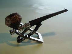 RARE L H Stern Metal Tobacco Pipe Large Model No Reserve | eBay