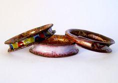 #Anticlastic #Jewelry #'s 112, 113, 114
