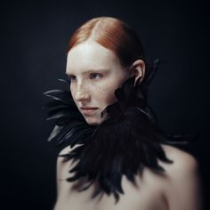 Raven by MichaelMagin.deviantart.com on #deviantART