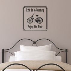 Life Is A Journey - Enjoy The Ride Wall Sticker – ZygoMax