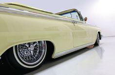1962 Chevrolet Impala Convertible Truespoke Wire Wheel 04
