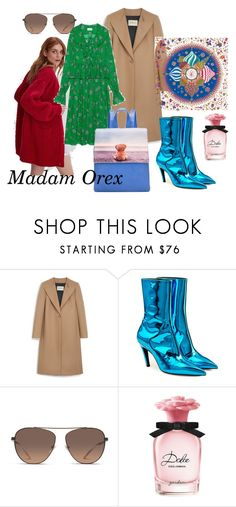 """Girls3"" by lailamur on Polyvore featuring мода, Mulberry, Balenciaga и Dolce&Gabbana"