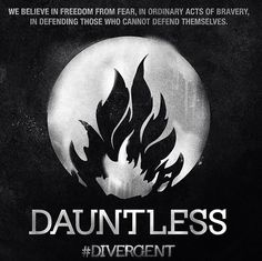 Dauntless faction symbol from the 'Divergent' film.